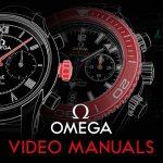 Omega presenta sus manuales en video