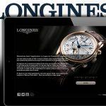 Nueva app de Longines: su historia en línea