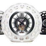 ATMOS Hermès: Nuevo modelo del legendario reloj de sobremesa de Jaeger-LeCoultre