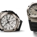 IWC Ingenieur Double Chronograph y Dual Time Titanium.