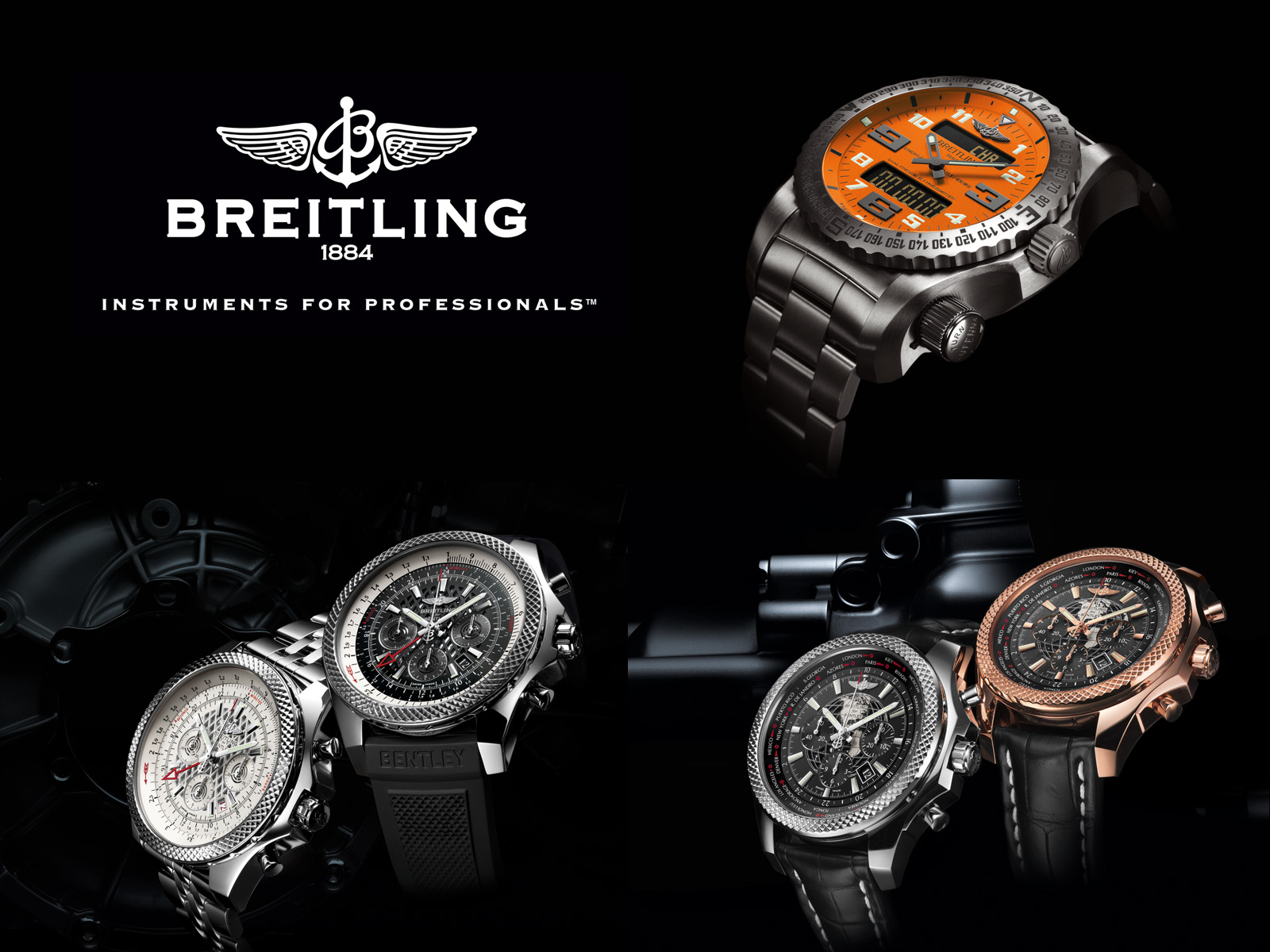 Baselworld 2013: Saved with Breitling