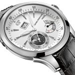 TEST – Girard-Perregaux Traveller Big Date and Moon Phases.