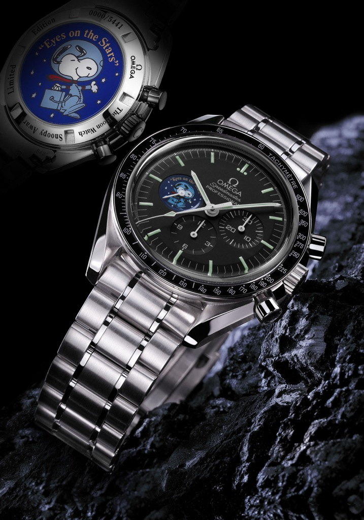 Speedmaster Professional Snoopy Edition - Ref. 3578.51.00