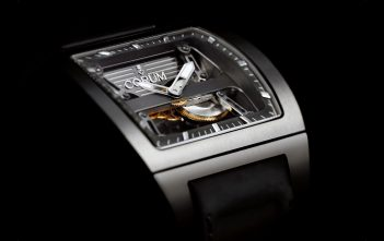Corum Ti-Bridge Automatic Dual Winder