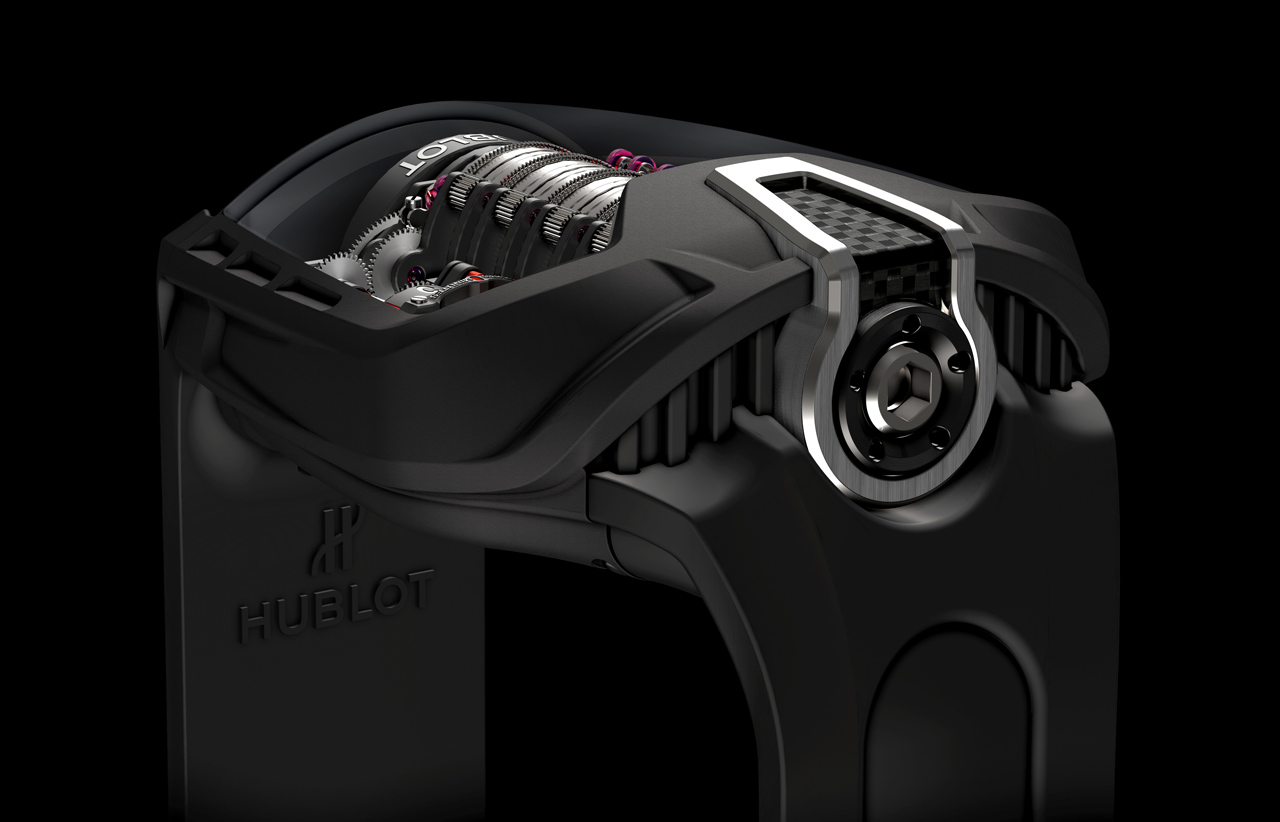 HUBLOT MP 05 LaFerrari 03