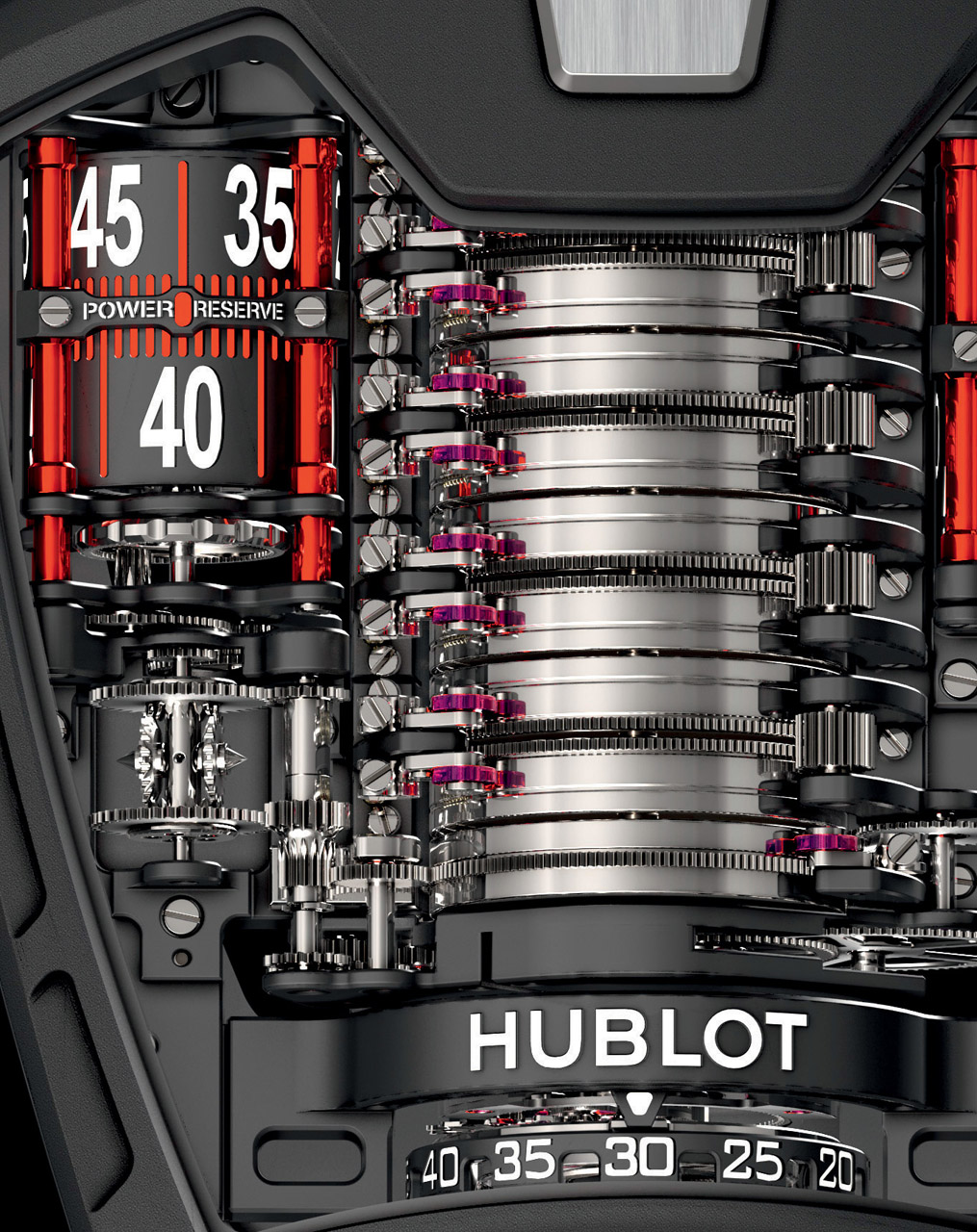 HUBLOT MP 05 Laferrari 05