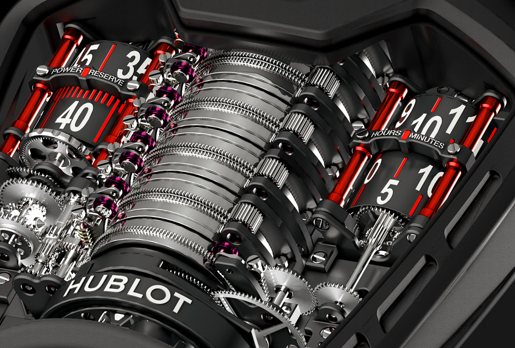 HUBLOT MP 05 Laferrari 06