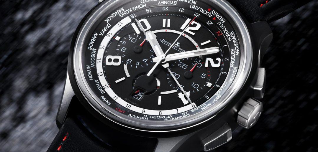 Jaeger AMVOX5 World Chronograph Cermet