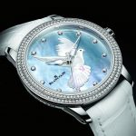 Nácar y diamantes para el Blancpain Only Watch 2013