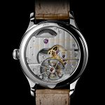 Laurent Ferrier dona a Only Watch el calibre 000 de su Tourbillon Double Spiral
