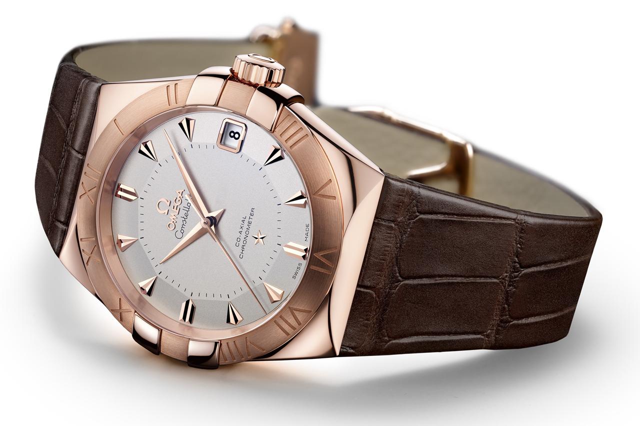 Nueva aleación para el Constellation Chronometer: Omega ...