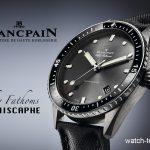 Test – Blancpain Fifty Fathoms Bathyscaphe: feliz 60º aniversario!