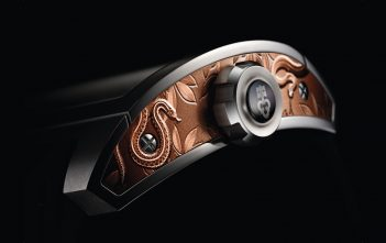 CorumTi-Bridge Power Reserve Only Watch 2013