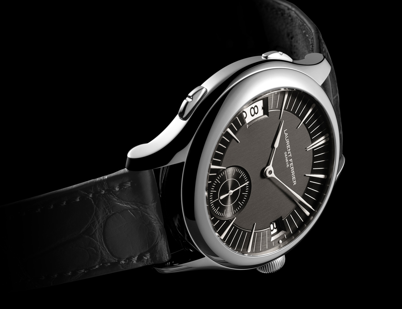 Laurent Ferrier Galet Traveller case