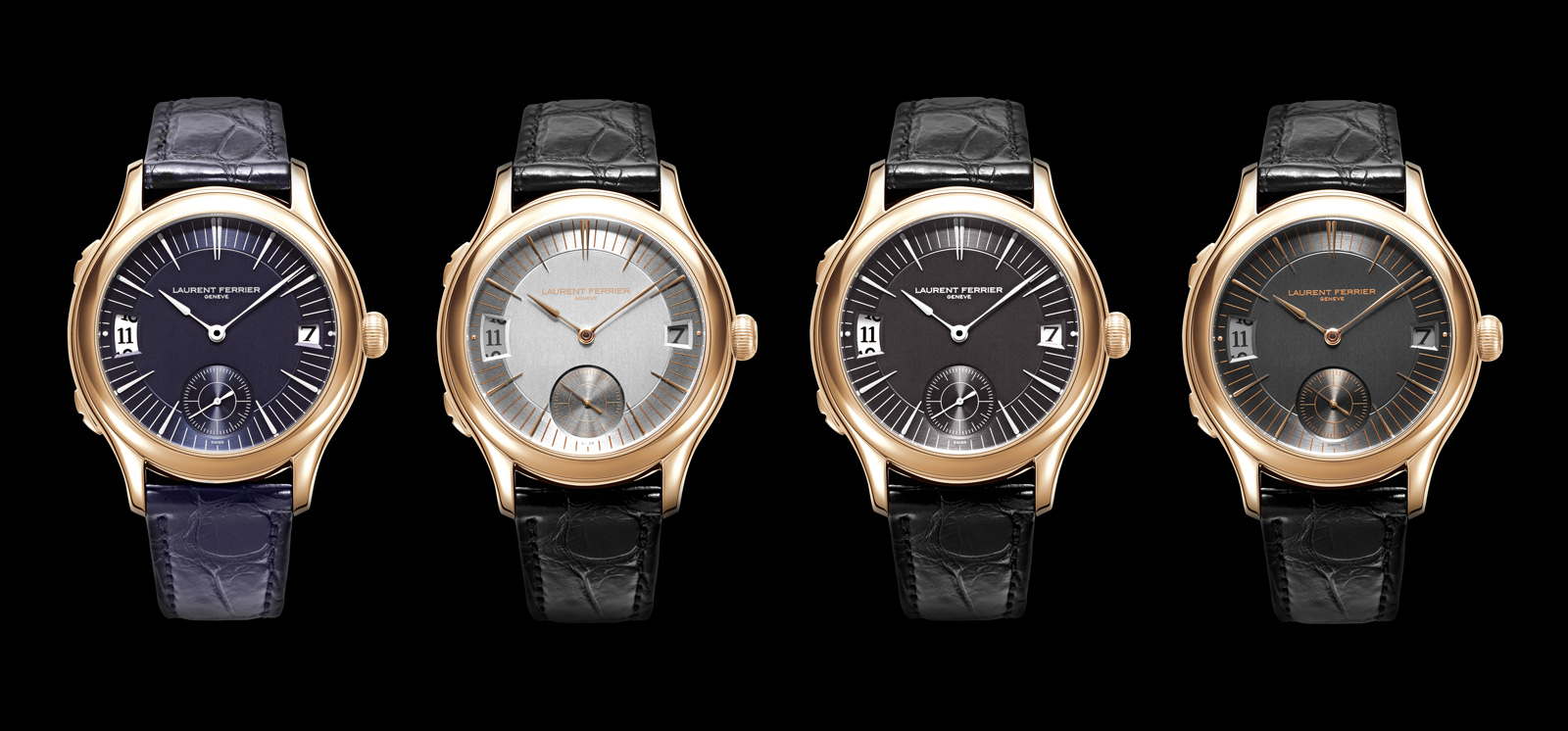 Laurent Ferrier Galet Traveller variations