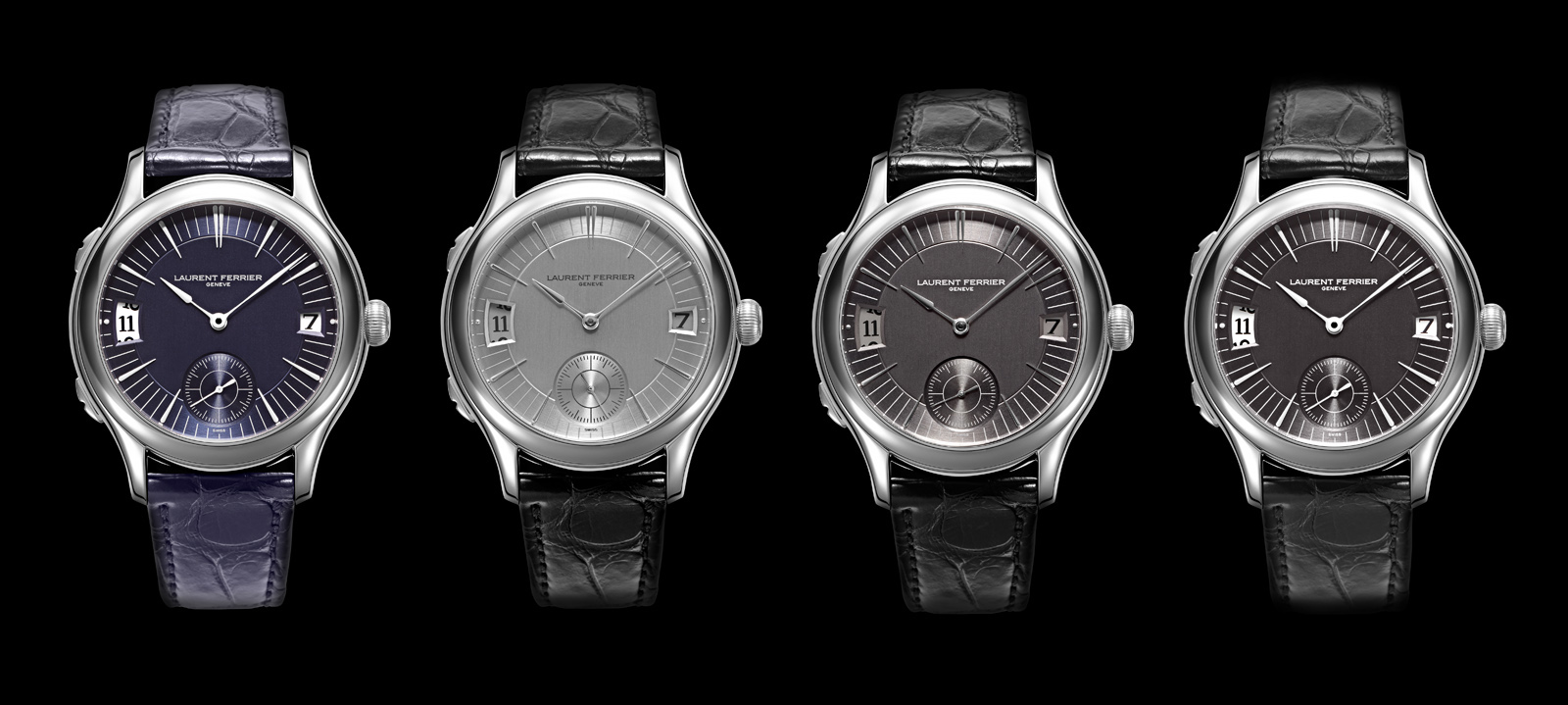 Laurent Ferrier Galet Traveller variations 2