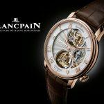 Blancpain – Colección Le Brassus: Tourbillon Carrousel.