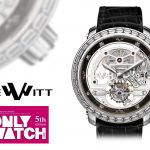 DeWitt dona un Twenty-8-Eight Skeleton Tourbillon para el Only Watch