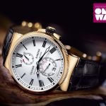 Ulysse Nardin Marine Chronometer para el Only Watch 2013
