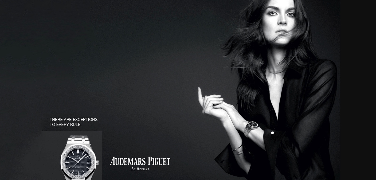 Audemars Piguet new Women campaign cover