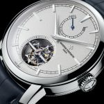 Vacheron Constantin introduce el Patrimony Traditionnelle tourbillon 14 jours en su Collection Excellence Platine