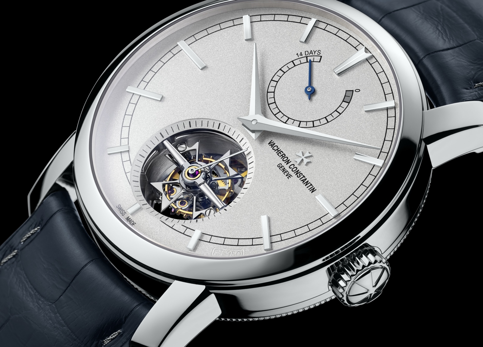 Vacheron Constantin Traditionnelle tourbillon 14 jours cover
