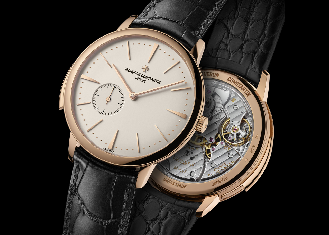 Vacheron Constantin Patrimony Contemporaine calibre 1731 face-rear