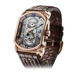 Chopard L.U.C. Engine One Tourbillon en oro rosa
