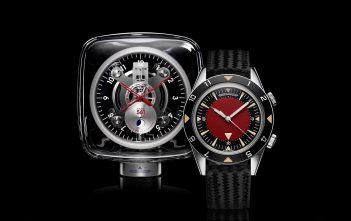 Jaeger-LeCoultre RED Sothebys