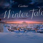 Cartier Winter Tale. Otra exquisitez de Cartier en forma de video para las próximas Navidades.