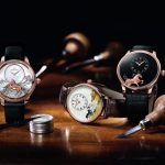 Jaquet Droz presenta tres nuevos Ateliers d'Art «Year of the Horse»