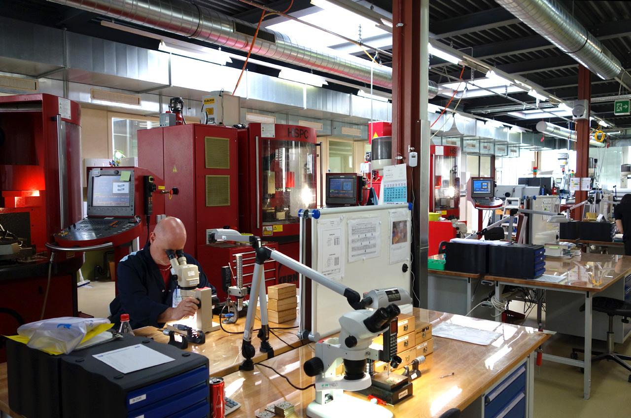 Renaud & Papi manufacture 14