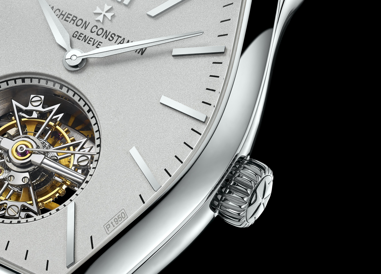 Vacheron Malte Tourbillon Excellence Platinum dial