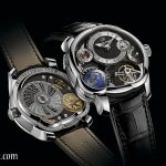 Pre-SIHH 2014 – Greubel Forsey GMT platinum