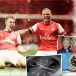 JEANRICHARD reloj oficial del Arsenal FC.