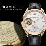 Baume et Mercier Clifton 1892 Tourbillon Volant