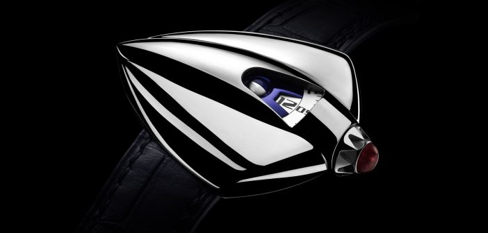 De Bethune desvela el futurista Dream Watch 5