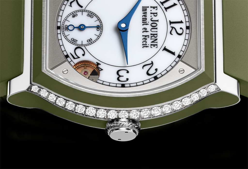 F.P. Journe Elegante engastado