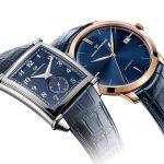 El 1966 y el Vintage 1945 de Girard-Perregaux se vuelven azules