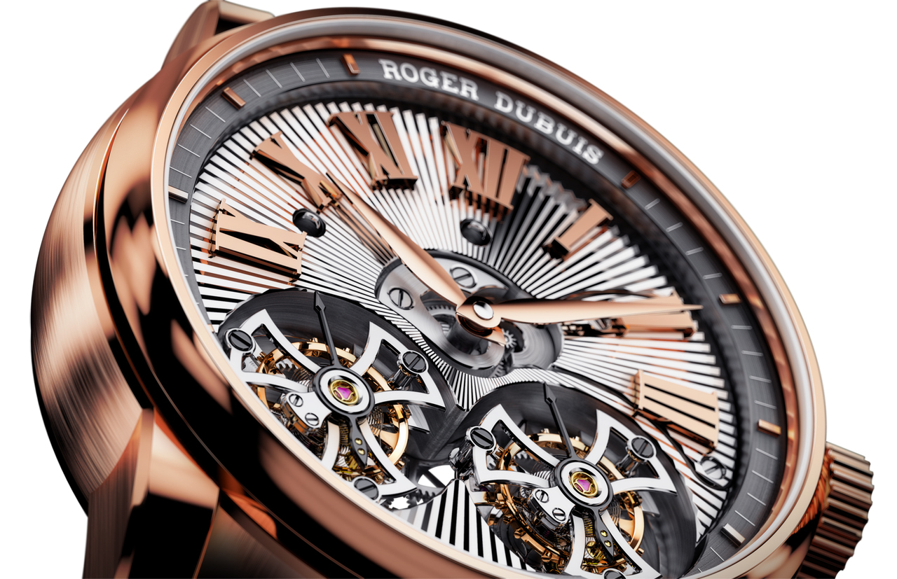 RDDBHO0563 Roger Dubuis Hommage Collection