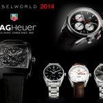 Baselworld 2014 – TAG Heuer: la carrera continúa
