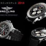 Baselworld 2014 – Breitling: indiferente a las tendencias