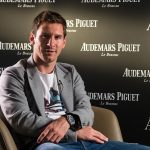 Leo Messi visita la Manufactura de Audemars Piguet