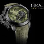 Graham Chronofighter Oversize Black Arrow: camuflaje todoterreno