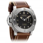 Panerai Luminor Submersible 1950 Left-Handed Titanium – PAM569
