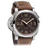 Panerai Luminor 1950 Chrono Monopulsante 8 Days left-handed titanio – PAM 549
