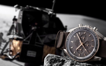 Omega Speedmaster Apollo 11 45th Anniversary Cover