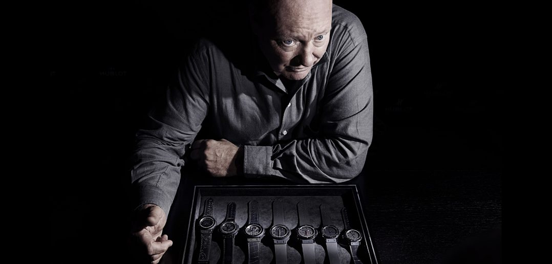 iWatch - Jean-Claude Biver