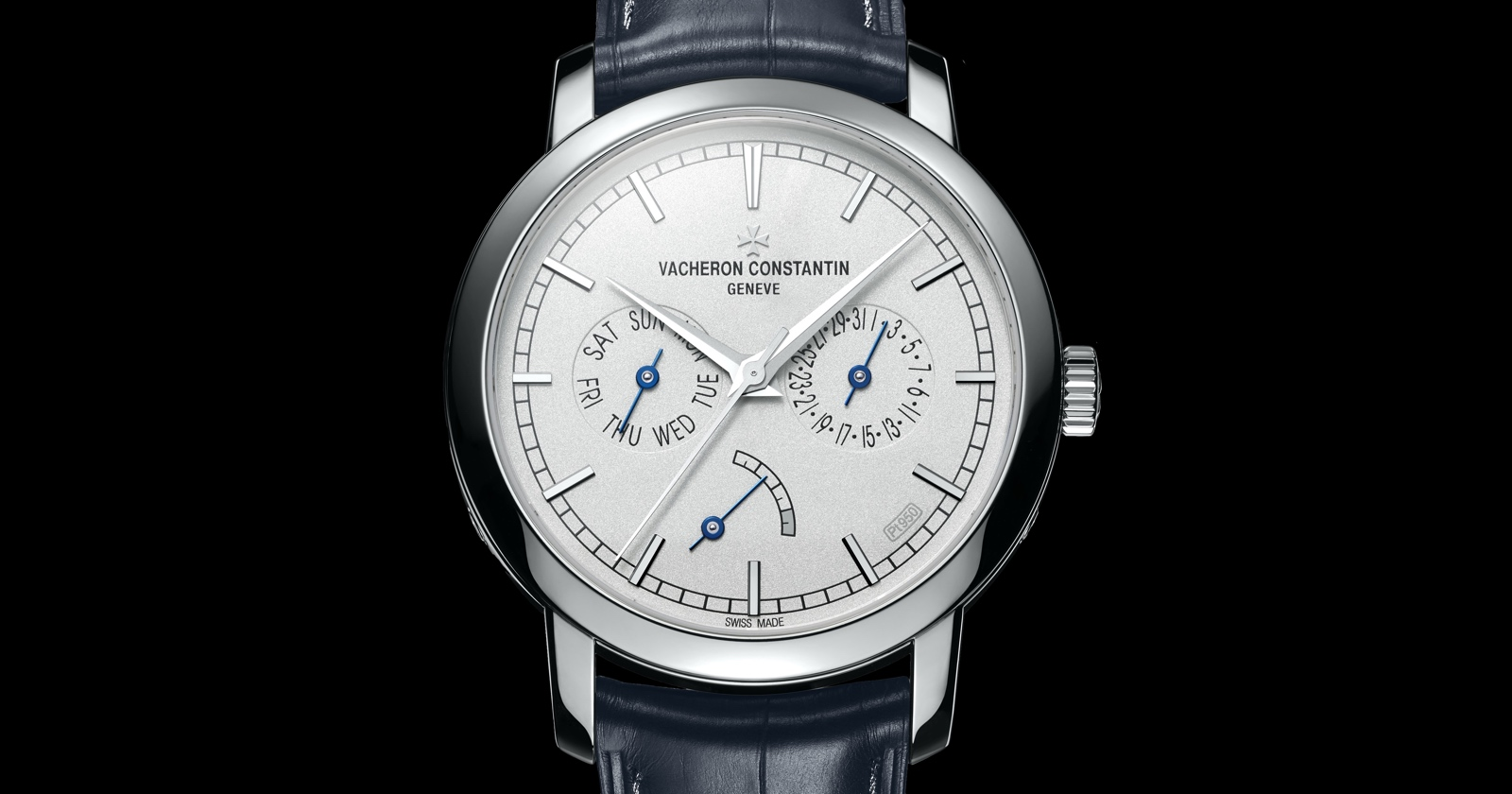 Vacheron Traditionnelle Day-Date Power Reserve