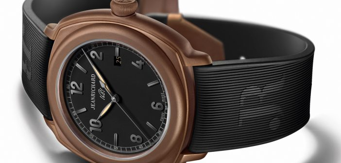 JEANRICHARD 1681 Brown PVD